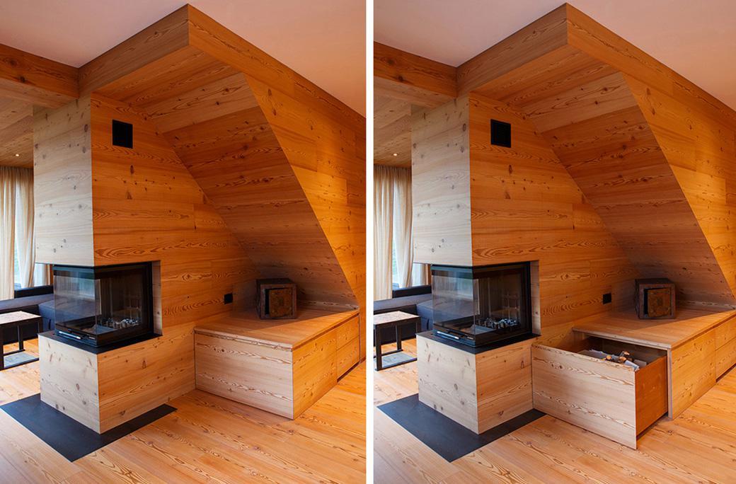 Arredare piccole case di montagna for Arredamenti per case piccole